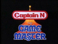 Captain N the Game Master logo image