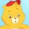 Care Bears Funshine Bear headshot