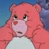 Care Bears Love-A-Lot Bear headshot