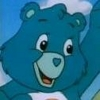 Care Bears Wish Bear headshot