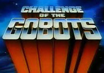 Challenge of the Gobots logo image