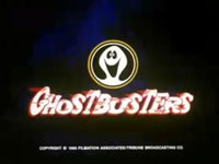 Filmation's Ghostbusters logo image