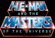He-man and the Masters of the Universe logo image
