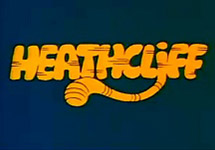 Heathcliff and the Catillac Cats logo image
