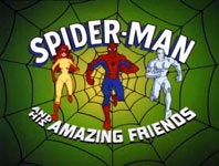 Spider-man and his Amazing Friends logo