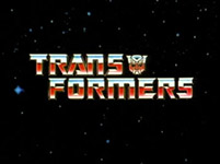 Transformers generation one 80s cartoon series logo