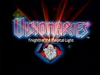 Visionaries Knights of the Magical Light logo